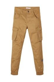 Cargo Bukser Regular Montert