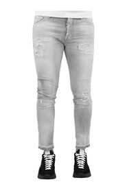 Cool Cropped Jeans