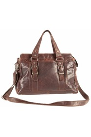 Shoulder bag brandy