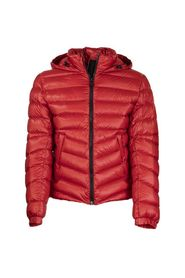 BLAZE Hooded down jacket