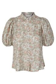 Jacquard Blouse Skjorter & Bluser
