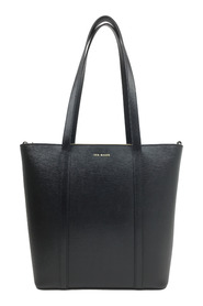 Katness Saffiano Bar Detail Medium Tote