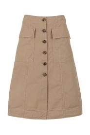 Skirt With Two Pockets