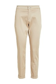 Vila VICHINO 7/8 NEW PANT beige