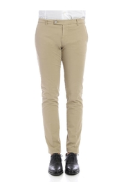 Trousers cotton SLIM TS0001X CORDA