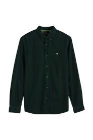 Clean Corduroy Shirt