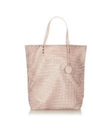 Pre-owned Intrecciolusion Nylon Tote Bag