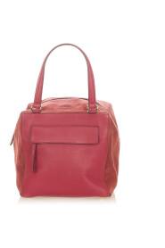 Skulderveske Boxy Leather