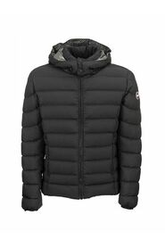 FLACK - Down jacket with lacquered interior