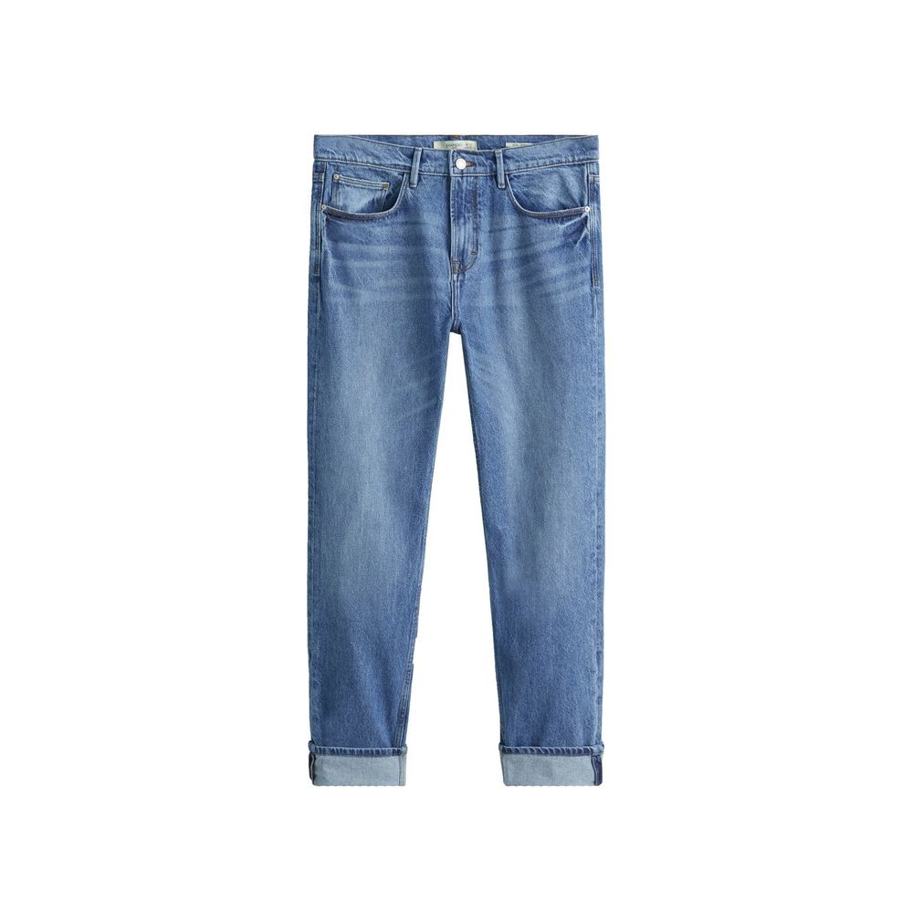 Regular-fit jeans i medium denim, Bob