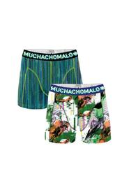 Muchachomalo 2-pack boxershort life is a glitch-S