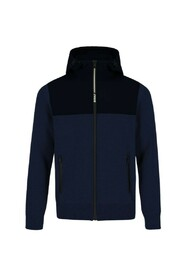 Illescas hooded zipped jacket