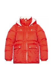 Reversible oversize jacket