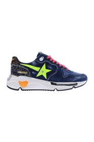 Running Sole Star Sneakers