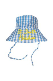 Cappello bucket Vichy