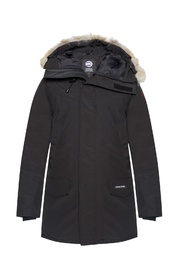 Langford hooded down jacket