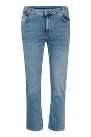 MWCleo High Straight Jeans