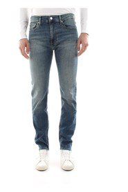 CALVIN KLEIN JEANS J30J310233 - 026 SLIM JEANS Men DENIM MEDIUM BLUE