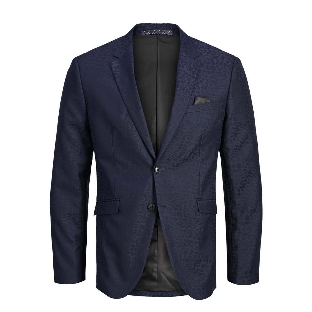 Blazer Leo patterned