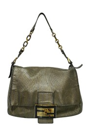 Mamma Forever Chain Shoulder Bag Leather Calf