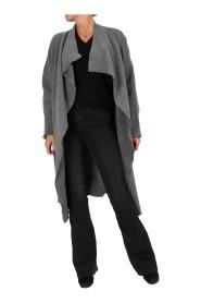 Grey Second Life  Scapa Coat In Wool Coat