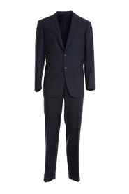 Brunico super 150s pinstripe suit