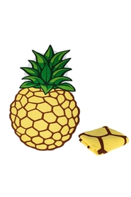 Beachtowel Pineapple