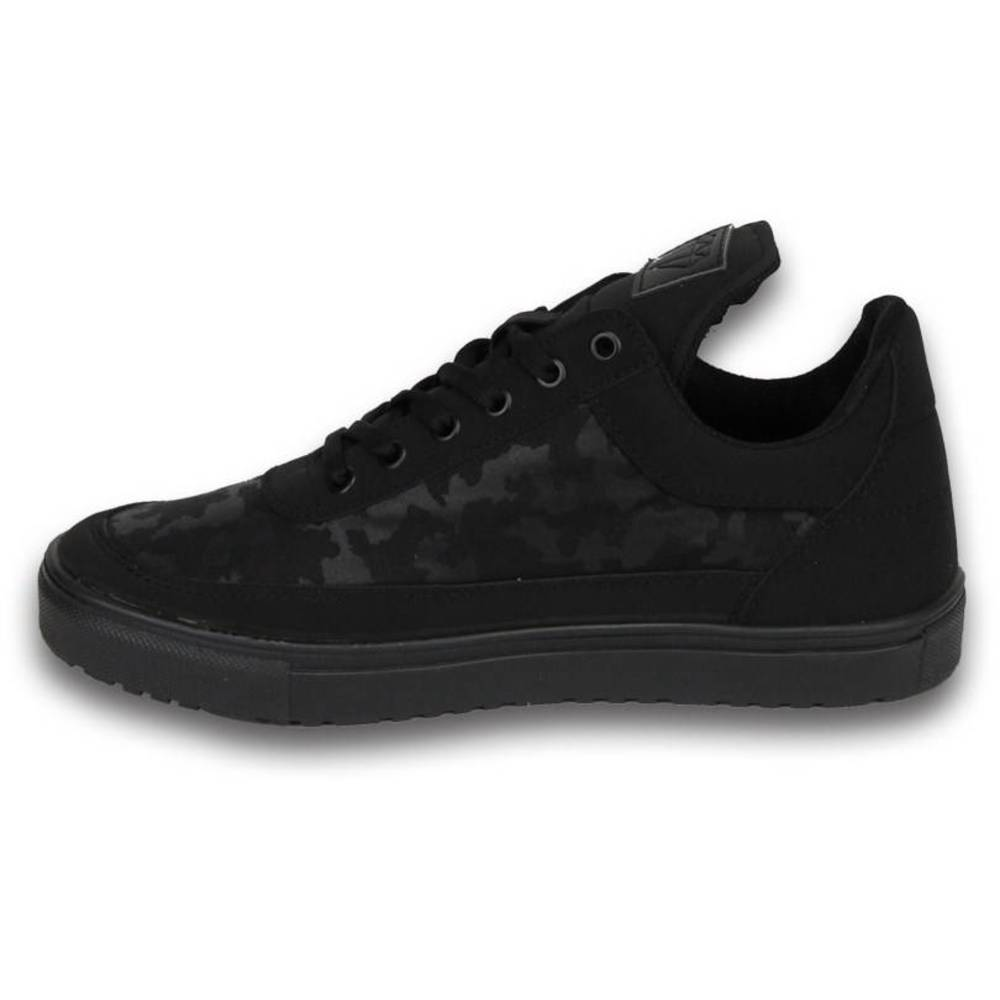 Black Low top sneakers | Cash Money | Sneakers | Miinto.se