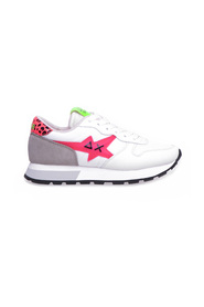 Sneakers Ally Star Trasparent Logo