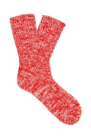 Eilidh Organic Cotton-Wool Socks