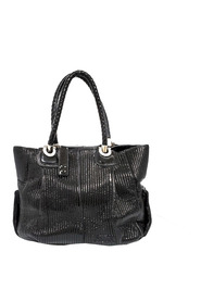 Pre-owned Heloise Patent Leather Tote Bag