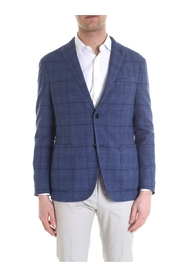 cotton and linen jacket N1302Q BNC441 0773