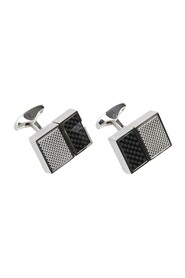 USB carbon fibre cufflinks