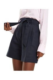 TOMMY HILFIGER WW0WW24631 CAROLINA SHORTS AND BERMUDAS Women MIDNIGHT