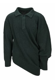 Deformed Rugby polo sweater