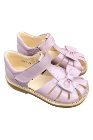 Sandals with bow and velcro 0501