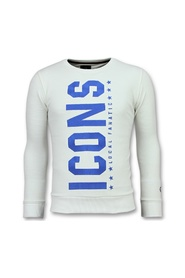 ICONS  Vertical - Coole Sweater Heren
