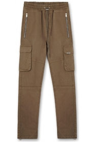 Straight military pant