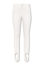 Cut-out trousers