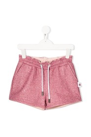 Logo embroidery shorts