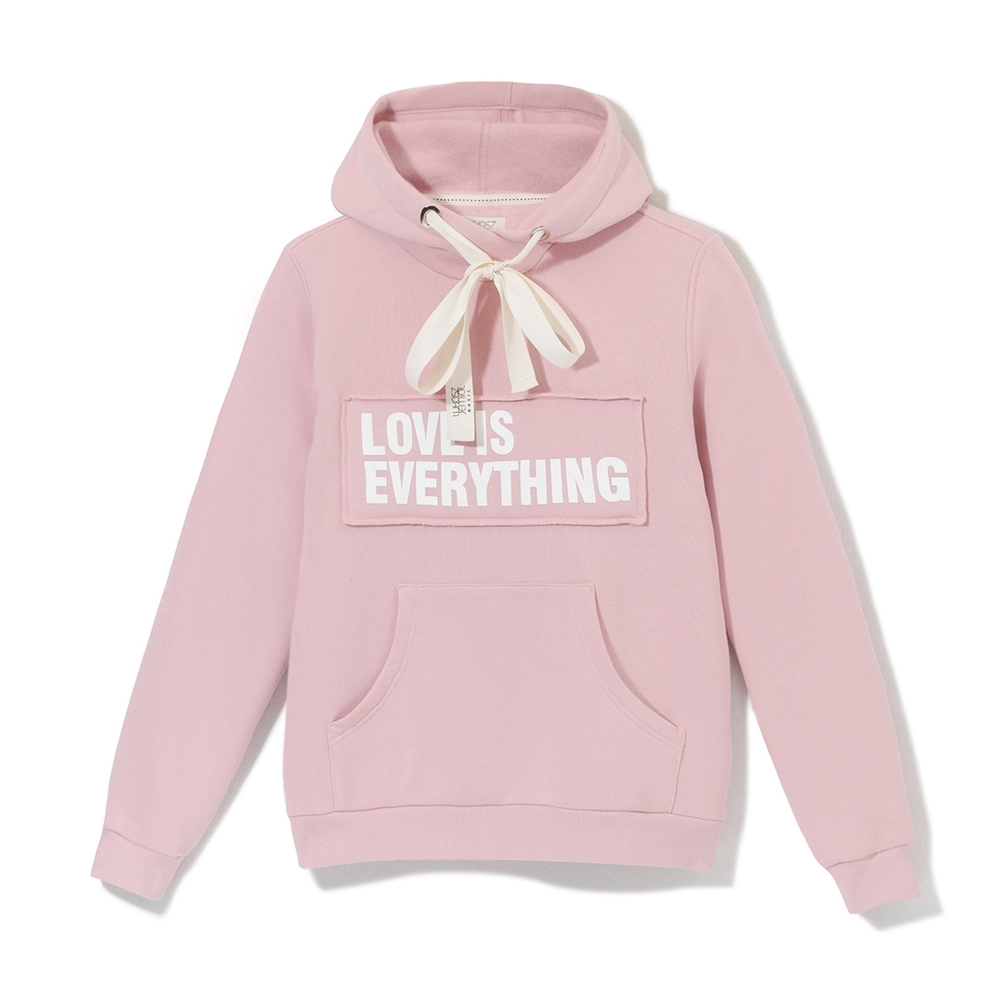 Women's hoodie -  LOVE IS EVERYTHING