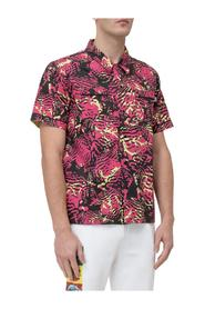 Shirt with Camo Print