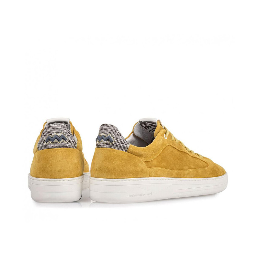 Yellow Sneakers 13265/02 | Floris van Bommel | Sneakers | Herenschoenen
