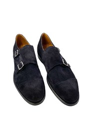 Double Monk Cap Toe