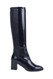 Soft leather boots W205919