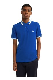 FRED PERRY M7503 Short sleeves Men BLUETTE