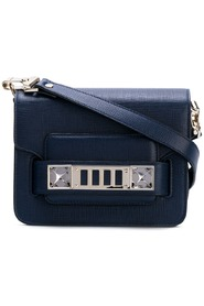 Leather PS11 Crossbody Bag Leather Calf Italy