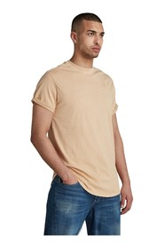 T-SHIRT- S/S R/N LASH RELAXED FIT