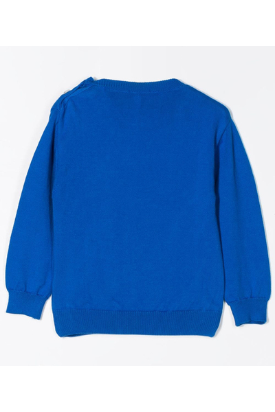 Vente Blue Sweater Siola Sweat-shirts et sweat-shirts à capuche 1zCtP