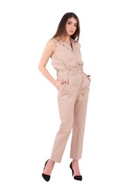 Solid Color Suit FR20SP134